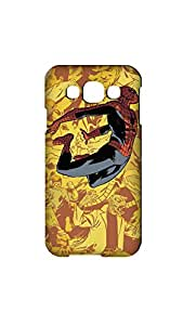 Jumping Spiderman Case For Samsung Galaxy E5
