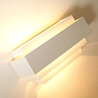 up and down wall light wall lamp wall sconces curved white sconce