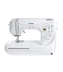 Brother PC-210 PRW Limited Edition Project Runway Sewing Machine