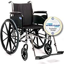 "Hot Sale Invacare Tracer SX5 Wheelchair, 18"" x 16"" with Desk Length Flip-Back Arms"
