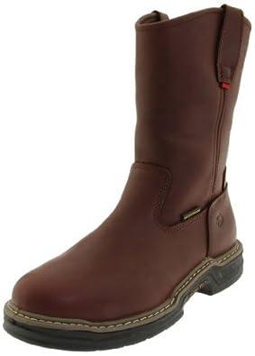 Wolverine Men's W04827 Buccaneer Boot, Dark Brown, 7 M US
