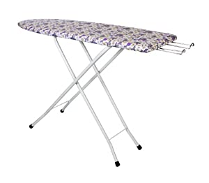 CiplaPlast Folding Ironing Board / Table   Metal (112 x 32CM) available at Amazon for Rs.1733