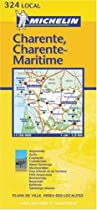 Charente/Charente-Maritime (Michelin Local Maps)