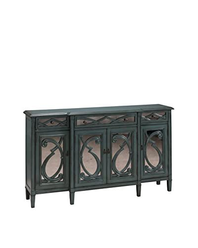 Coast to Coast Filigree 3-Drawer & 4-Door Credenza