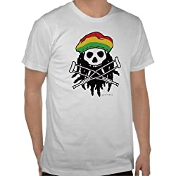 Jackass: Rasta Tee - Guys