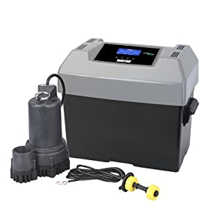 WAYNE WSM3300 Sump Minder Advanced Notification Back-Up Pump at Sears.com