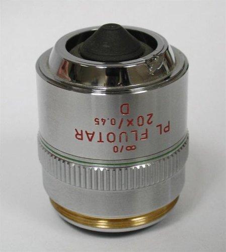Leitz Plan Fluotar 20X D Objective (32 Mm Thread)