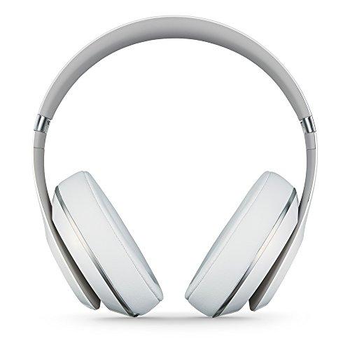 Beats by Dr. Dre Studio 2.0 - Auriculares de diadema cerrados (reducción de ruido), blanco