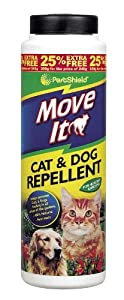 3 X Chatsworth 300g Cat and Dog Repellant by 151 Products