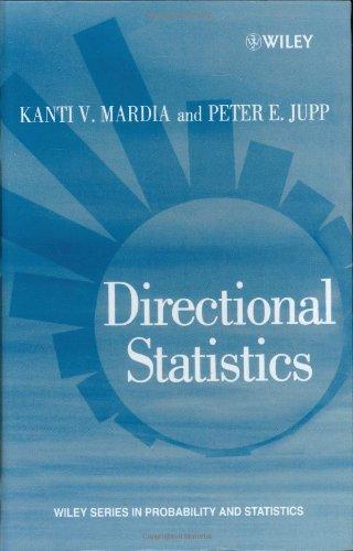 Directional Statistics