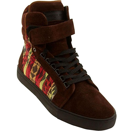 Android Homme Men's Propulsion High 1.5 Tribal (brown)-9.0