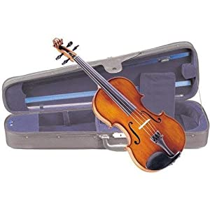 Franz Hoffmann Maestro Violin Outfit with TC100 Case - 3/4 size