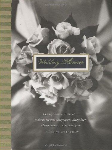 Wedding Planner Personal Organizer  Personal Organizer  Personal Organizer Ser088088990X : image