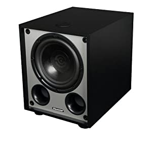 SpeakerCraft Vital Series V8 80W Powered Front Firing Home Theater Subwoofer,SpeakerCraft,V8