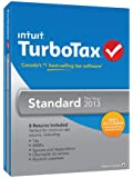 INTUIT TURBOTAX STANDARD TY13 [OLD VERSION]