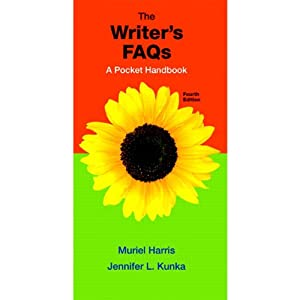 VangoNotes for The Writer's FAQs, 4/e | [Muriel G. Harris and Jennifer Kunka]