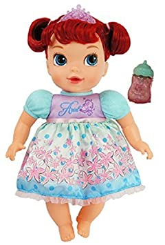 My First Disney Princess Deluxe Baby Ariel Doll by My First Disney Princess (English Manual)