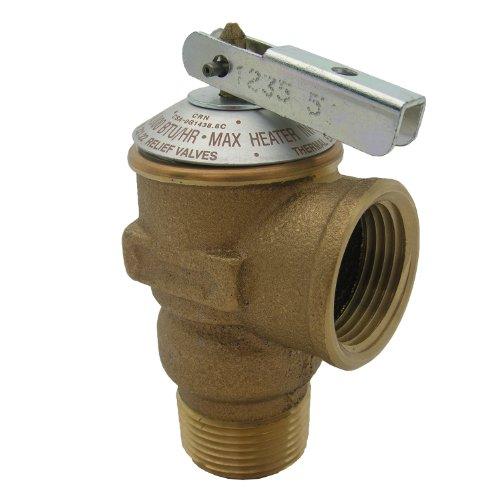 LASCO 05-1713 150 PSI Pressure Relief Valve with 3/4-Inch Pipe Thread (Pressure Relief Valve 150 Psi compare prices)