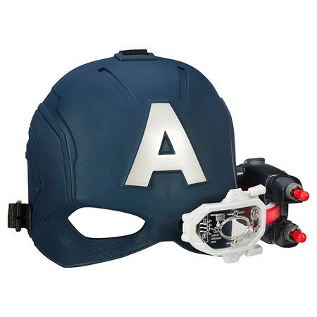 Marvel Captain America: Civil War Scope Vision Helmet For 5 Years and Up (Captain America Visions compare prices)