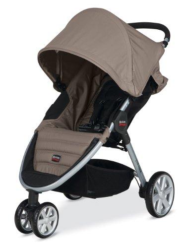 Buy Bargain Britax 2014 B-Agile Stroller, Sandstone