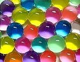 niceeshop(TM) Mixed Colors Crystal Water Gel Beads Jelly Water Pearl