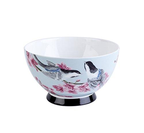 Portobello porcelaine Fine Kazumi Ravenhead Bol sur pied