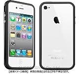 iPhone4 Bumper Case - Black 一体成型バンパー 【黒】