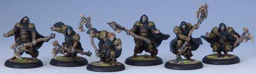 Circle Orboros Druids of Orboros (6 Models) Hordes