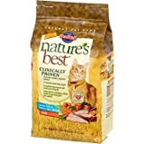 Hill's Science Diet Nature's Best Adult Ocean Fish & Brown Rice Dinner Dry Cat Food - 12-Pound Bag
