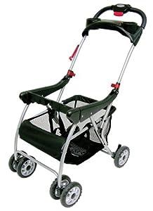 Baby Trend Single Snap N Go Stroller Frame, Black (Discontinued by Manufacturer)