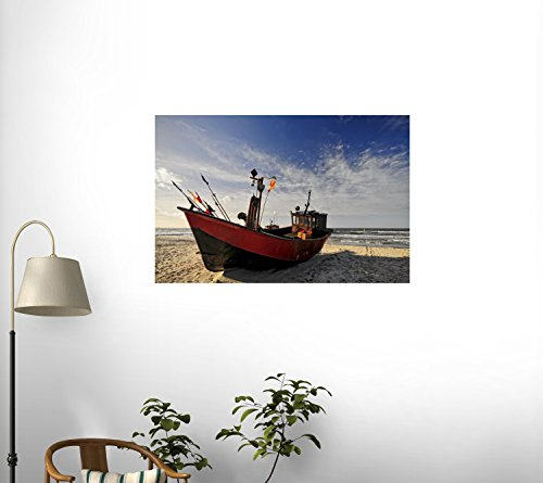 Cutter Wall Decal - 52 Inches W X 34 Inches H - Peel And Stick Removable Graphic front-781156