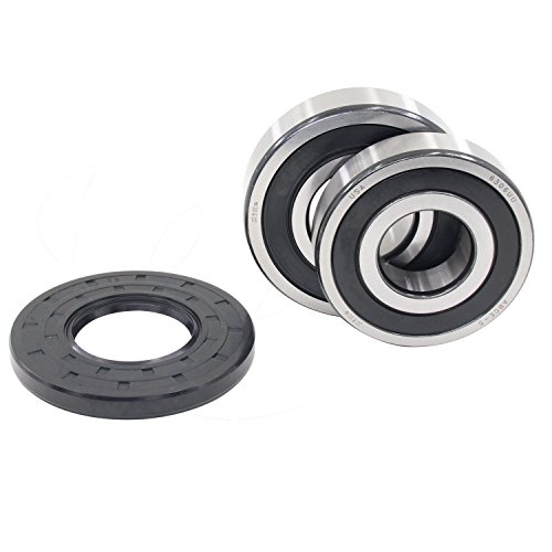 Kenmore 131525500 Kit, Rotating quiet and Long life. Washer Tub Bearings and Seal Kit, Replaces 131275200, 131462800, 407639, AH418071, EA418071, PS418071. (Kenmore Tub Seal compare prices)
