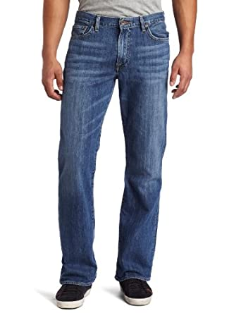Lucky Brand Men's 367 Vintage Bootcut Jean In Nugget, Nugget, 29x30