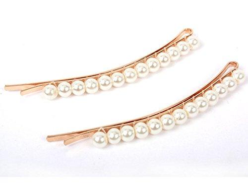 パール 大きめ 真珠 ヘアピン レディース 洋装 和装