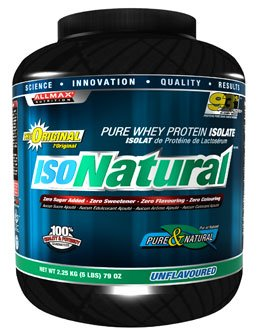 All Max IsoNatural Unflavored 5lb