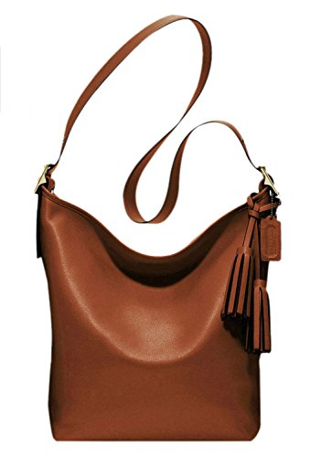 Hynes Eagle Synthetic Leather Chic Candy Color Cross Body Bag For Woman Shoulder Bag (Brown)