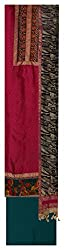 Sumona and Me Women's Cotton Unstitched Dress Material (Multi-Coloured)