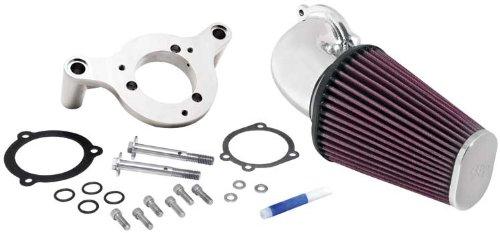 K&N 63-1125P Harley Davidson Performance Intake Kit