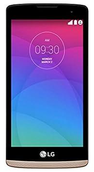 LG H340 Leon Smartphone débloqué (Ecran: 4.5 pouces) Or (import Italie)