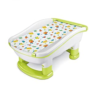 Baby's Journey Perfect Height Tub (Go Fish)