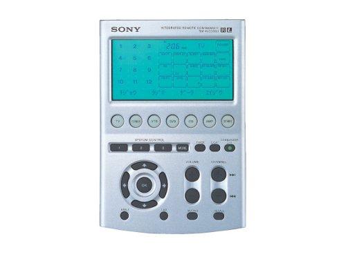 SONY 学習機能付き多機能リモートコマンダー RM-AV3000U