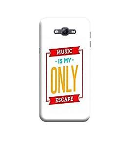 Ebby Premium Back Cover For Samsung Galaxy A8(Designer Case)