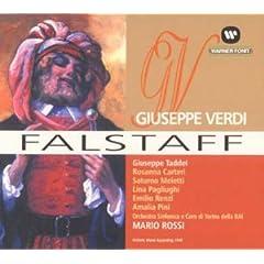 Verdi: Falstaff (Gesamtaufnahme) (ital.)