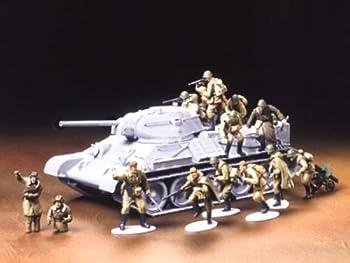 1/48 MMシリーズ ソビエト戦車搭乗歩兵セット
