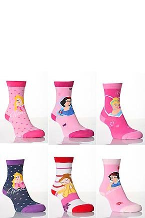 Disney Princesses Socks