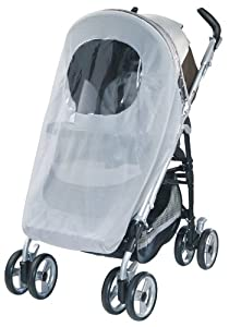 Peg Perego Mosquito Netting for Perego Strollers, Grey