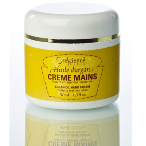 Orescience ® Crema Mani all'Olio d'Agan 50ml