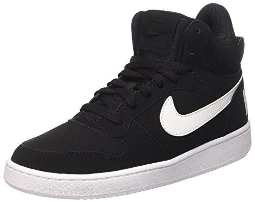 Nike 844906 010, Scarpe da ginnastica Donna, Nero (Black/White), 40 EU