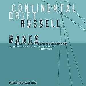 Continental Drift   Livre audio