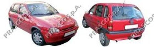 Fensterheber rechts, vorne Opel, Corsa B, Corsa B Kasten